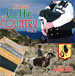 Couverture de l'album Entre Celte et Country Volume 2